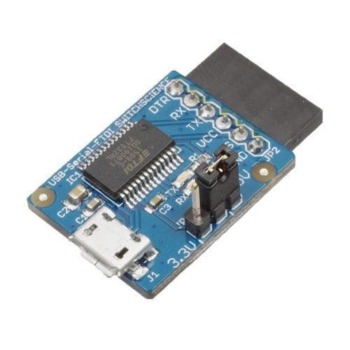 Serial USB Converter (5V/3.3V selectable)