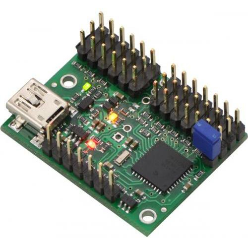 ミニマエストロ 12CH USBサーボコントローラ