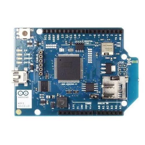 Arduino WiFi シールド--販売終了