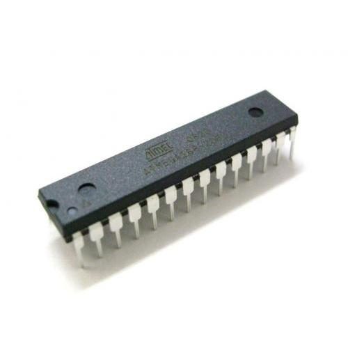 Arduino Duemilanove用交換チップ(ブートローダ書き込み済みATMega328P-PU)--販売終了