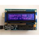 I2C接続のLCDシールドキット(RGBバックライト・反転)