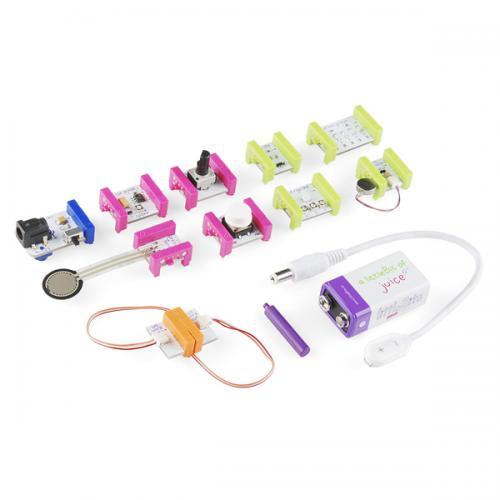 littleBitsスターターキット v0.3--販売終了