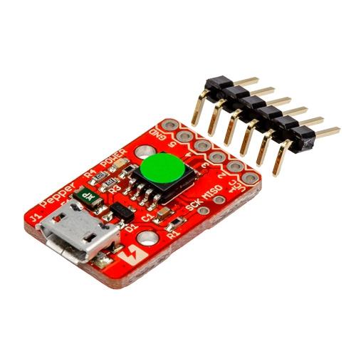 赤いPepper micro (もなかファームウェア版)