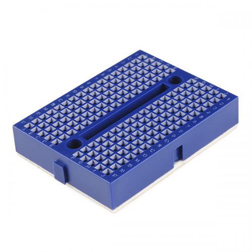 SparkFun 超小型ブレッドボード(青) --販売終了