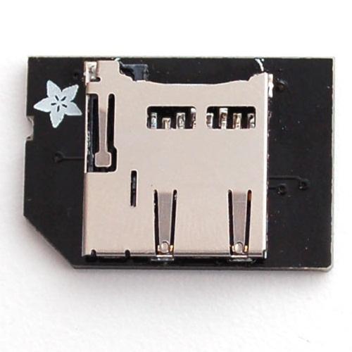 Raspberry Pi用 短いmicroSDカードアダプタ--販売終了