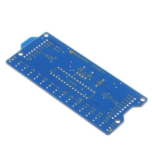 TLC5940NT用16LED・PWM制御ボード(基板のみ) --在庫限り