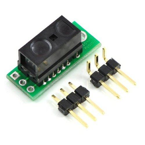 Pololu製 GP2Y0D810Z0F搭載2値出力距離センサ(10cm)