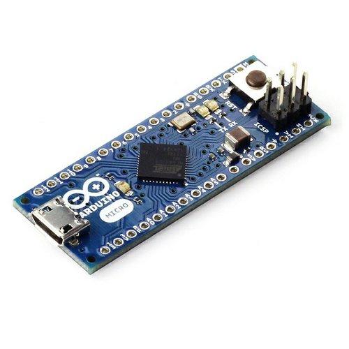 Arduino Micro 5V 16MHz (ATmega32u4 - ピンヘッダ無し)