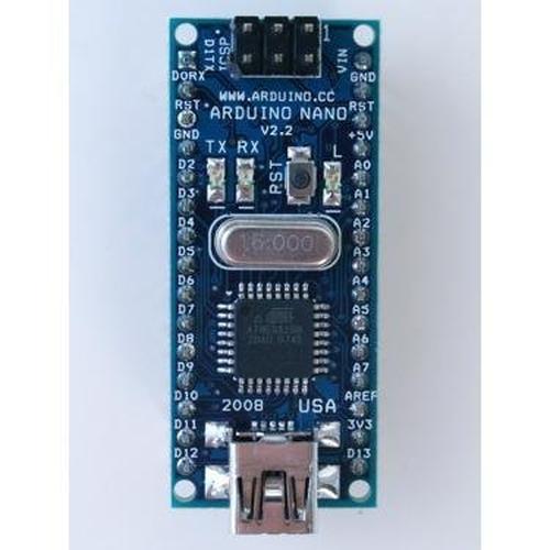 Arduino Nano(ピンヘッダ有り)--販売終了