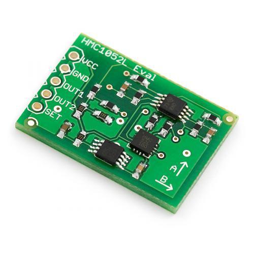 HMC1052L搭載二軸磁力センサモジュール(アンプ搭載)--販売終了