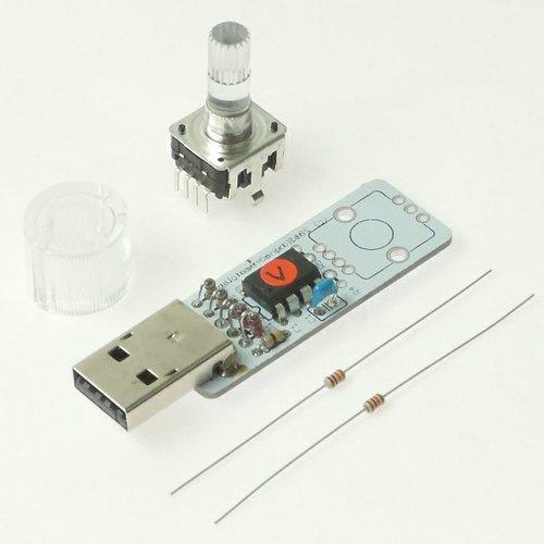 USB-HID Volume Controller V2.0 (BR)