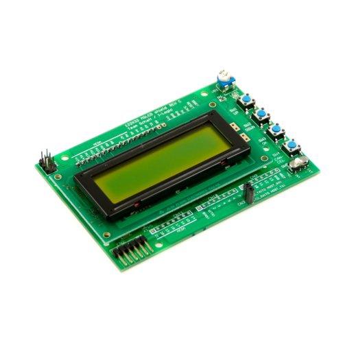 122X32モノクログラフィックLCDシールド