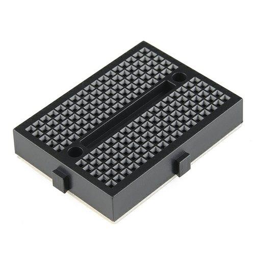 SparkFun 超小型ブレッドボード(黒)--販売終了