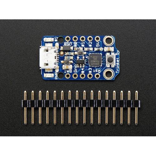 Adafruit Trinket - Mini Microcontroller - 5V Logic -