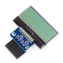 I2C controlled 8×2LCD Breakout for Raspberry Pi