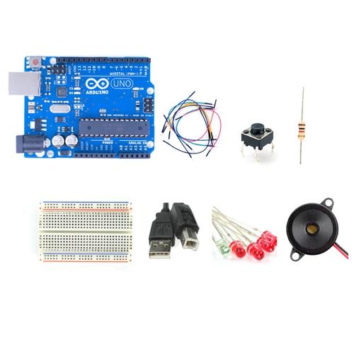 Arduinoで作る野球ゲームの部品セット