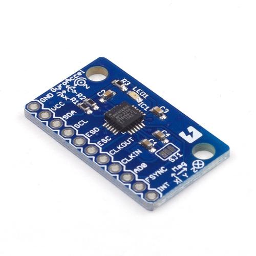MPU-9150ピッチ変換基板--販売終了