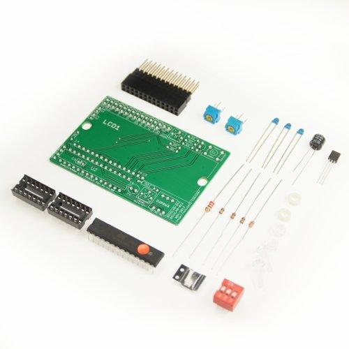 SD1602HをRaspberryPi用i2cシールドにするキット