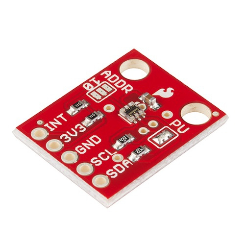 TSL2561搭載 デジタル光センサ--販売終了
