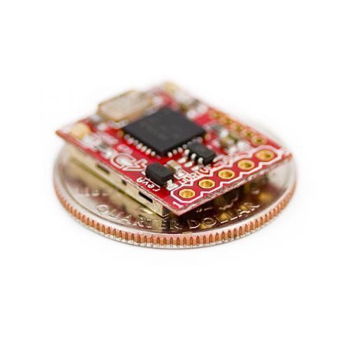 シリアル接続マイクロSDカードインターフェース--販売終了