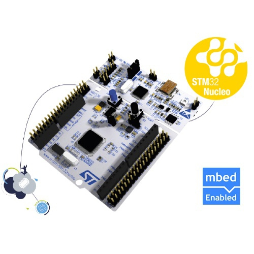 ST Nucleo Board STM32F030R8