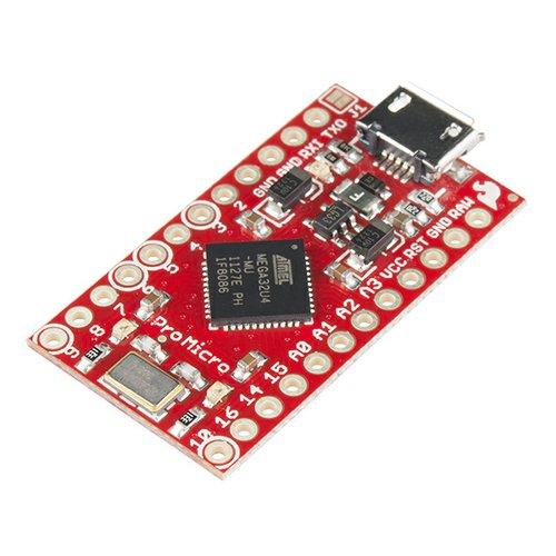 Pro Micro 3.3V/8MHz