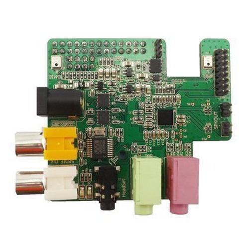 Wolfson Audio Card for Raspberry Pi--販売終了