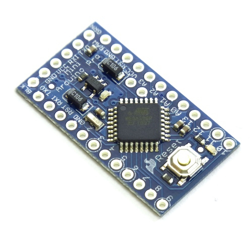 Arduino Pro Mini 328 3.3V 8MHz --販売終了