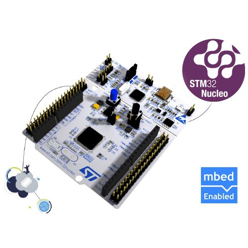 ST Nucleo Board STM32F302R8