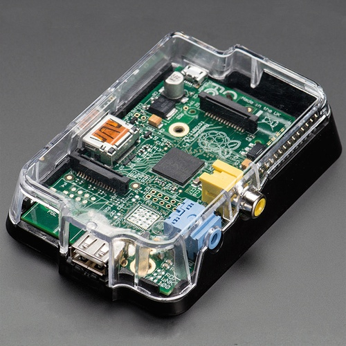 Adafruit Pi Case- Raspberry Pi用エンクロージャー