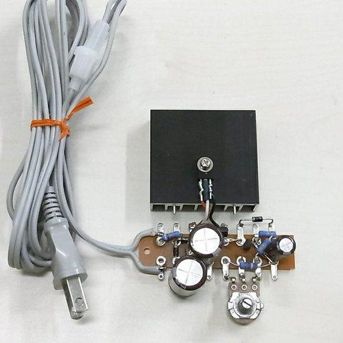 実験用高電圧安定化可変電源装置キット(50~250V)--販売終了
