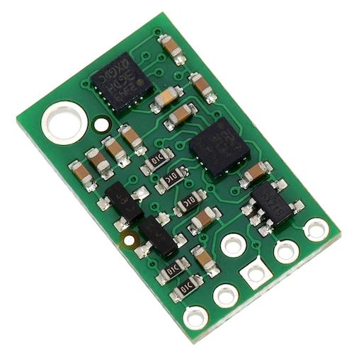 L3GD20H/LSM303D搭載 MinIMU-9 v3--販売終了
