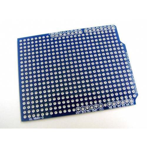 Arduino用バニラシールド基板(青)--販売終了