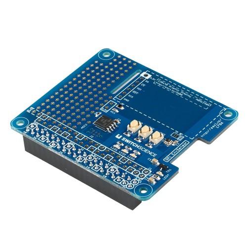 Raspberry Pi用環境センサ基板