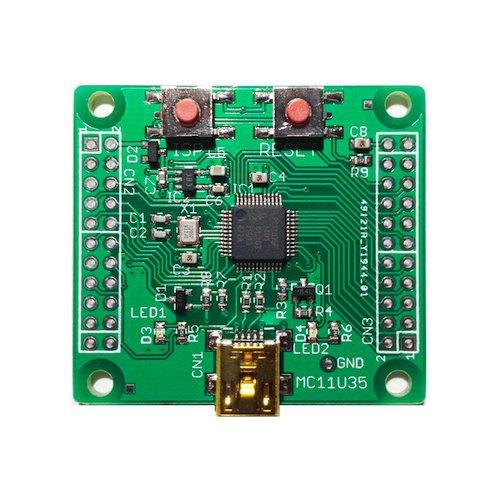 MC11U35 CPUボード