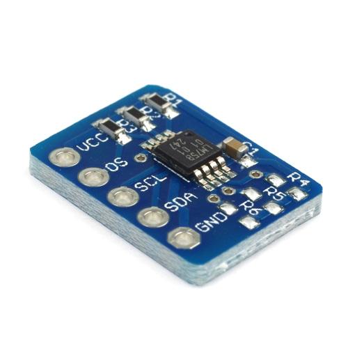 LM75B温度センサ(I2C接続)