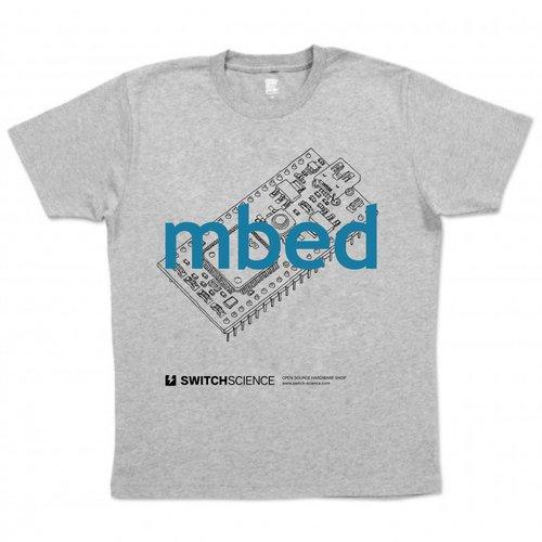 mbedTシャツ(XL)--在庫限り