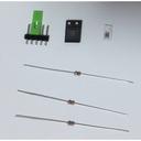 漢字/カナ LCD シールド 3.3V/5V 兼用化オプション