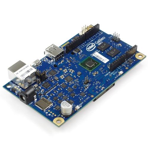 Intel Galileo Gen 2開発ボード--販売終了