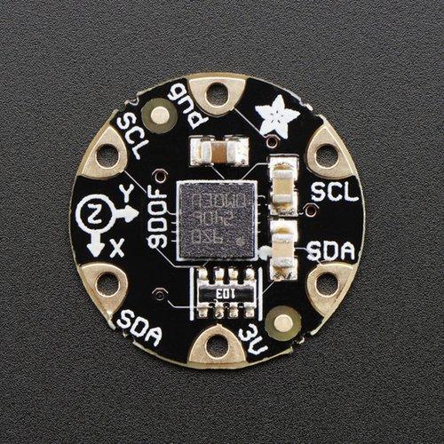 FLORA 9-DOF IMU - LSM9DS0--販売終了