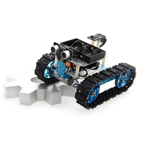Makeblock スターターロボットキット 赤外線バージョン(ブルー)--在庫限り