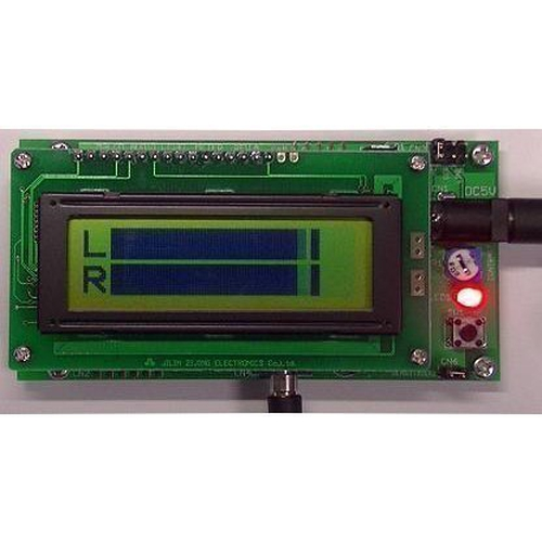 LCDレベルメータ