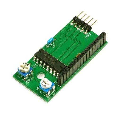 LCD3WIRE board 完成品