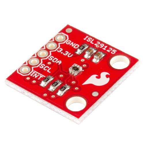 ISL29125 RGBライトセンサ