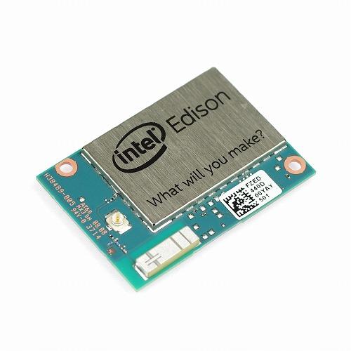 Intel Edison--販売終了