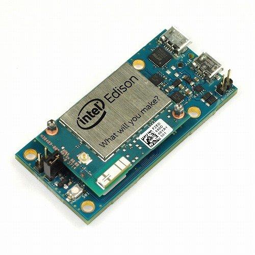 Intel Edison Breakout Board Kit--在庫限り