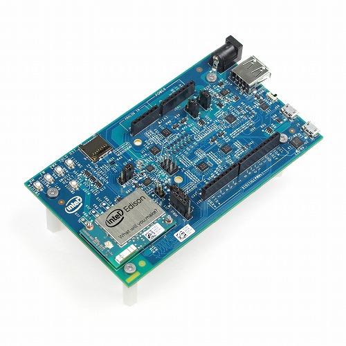 Intel Edison Kit for Arduino--販売終了