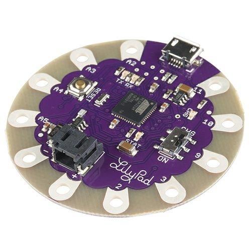 LilyPad Arduino USB--在庫限り