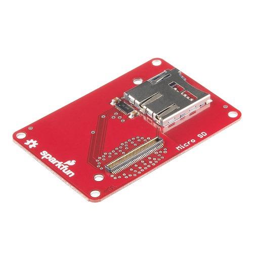 Intel Edison Block - microSD--在庫限り