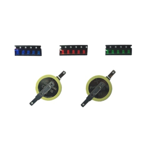AgIC LED&電池セット--販売終了